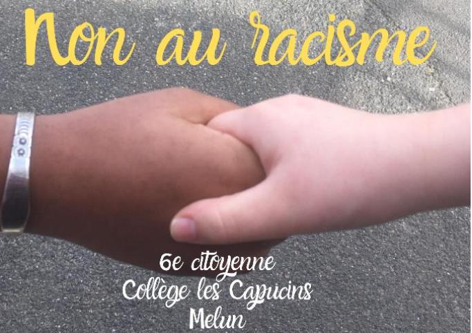 Image stop au racisme